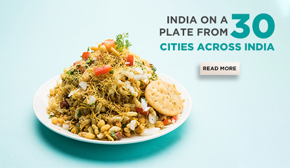 30 Best Indian Cities For Food Lover