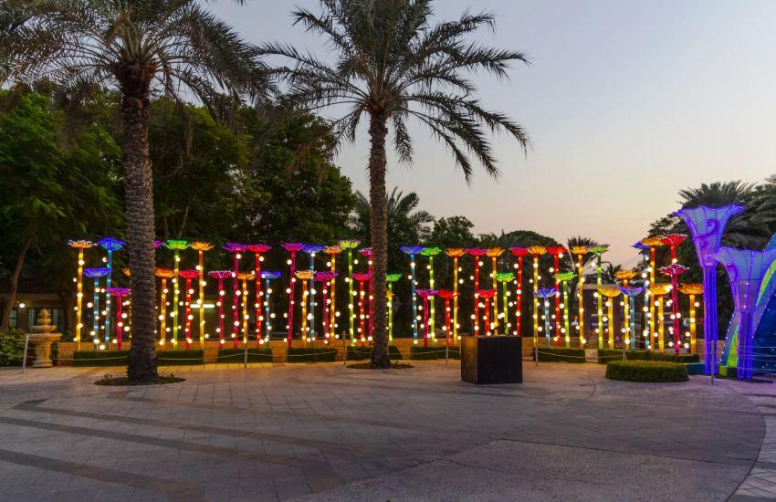 Dubai Garden Glow Sightseeing In Dubai Thomas Cook