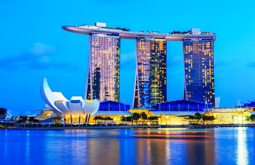 MarinabaySand850 - Indonesia Lobi Singapura Atas Kebijakan Travel Corridor Saat Pandemik